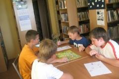 2012 r. - Letnie wakacje z biblioteką