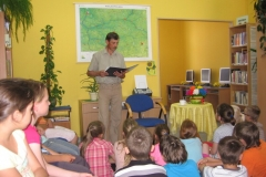 2012 r. - Poetyckie spotkanie w bibliotece