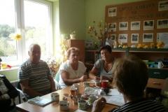 2012 r. - Spotkania seniorów w bibliotece