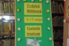 Maj - miesiąc bibliotek
